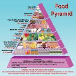 Food Groups Pyramid