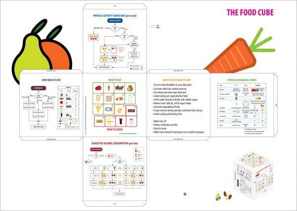 Food Pyramid Idea